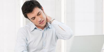 3 Ways to Reduce Neck Pain , Cincinnati, Ohio