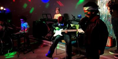 New Birthday Party Packages From DEA Music and Art, New York, New York