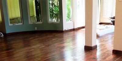 What Are the Differences Between Hardwood Floor Sanding & Refinishing?, Honolulu, Hawaii