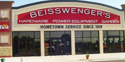 New Beisswenger's Power Equipment Website, Arden Hills, Minnesota