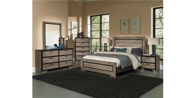 5 PIECE BEDROOM SET-GREYSON BY PERDUE-$690, Maryland Heights, Missouri