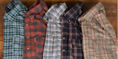 Button-down shirts are commonly found in closets as they provide the  perfect blend of class and comfort, making them suita... read more    0e0a59679f
