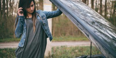 5 Ways a Roadside Assistance Company Can Get You Out of a Bind, Ewa, Hawaii