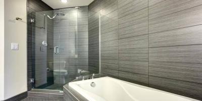 Why You Should Consider Frameless Shower Glass Doors, Rochester, New York