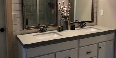 4 Reasons to Install Granicrete in Your Bathroom, Pierce, Ohio