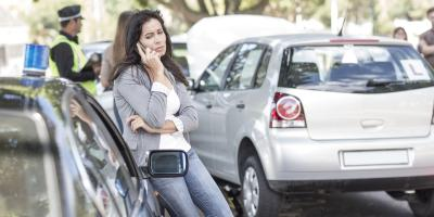 5 Steps to Take in the Event of an Auto Collision , Cincinnati, Ohio