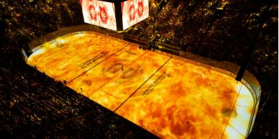 3D Projection Floor - Unlimited Possibilities, Tipp City, Ohio