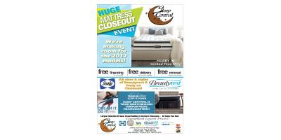Sealy & Beautyrest Closeout Event!, Minocqua, Wisconsin