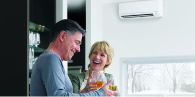 Reduce Allergens & Save Money With a New Ductless AC, Boston, Massachusetts