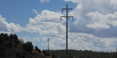 How People Harnessed Electricity, Jemez-Zia, New Mexico