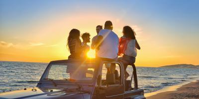 Top 5 Reasons a Jeep® Is the Perfect Summer Vehicle, Puyallup, Washington