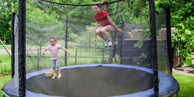 3 Fun Trampoline Games for Kids of All Ages, Washington, Ohio