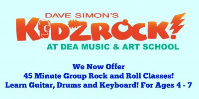 KidzRock at DEA! *Limited Time Offer* $85, Staten Island, New York