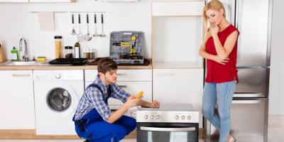 3 of the Most Common Oven Repair Problems, Elizabethtown, Kentucky