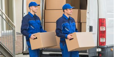 4 Benefits of Hiring Professional Movers, Cincinnati, Ohio