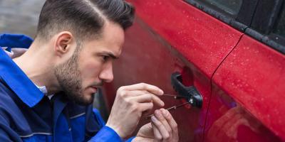 3 Steps to Take After a Car Lockout, Poplar Tent, North Carolina