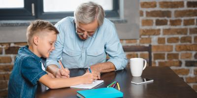 Tips for Bringing a Child to Visit a Grandparent in Assisted Living, Coshocton, Ohio