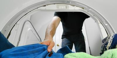 How a Dryer Vent Discharging Inside Impacts Your Health, Anderson, Ohio