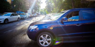How to Protect Your Car's Paint Job From the Sun, Savannah, Georgia