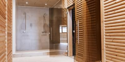 Local Tile Contractor Shares 3 Benefits of Installing a Steam Shower, Jackson, California