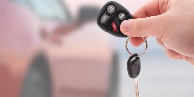 Locksmiths Explain the Difference Between a Remote & Key Fob, New Braunfels, Texas
