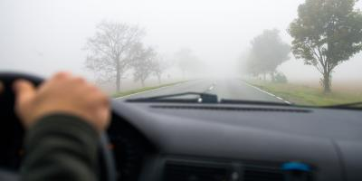 Accident Lawyer Shares 3 Tips for Staying Safe When Driving Through Fog, Rio, Virginia