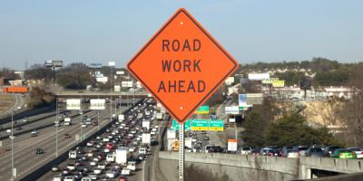 Why You Should Practice Extra Caution in Work Zones, Elko, Nevada