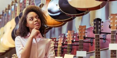 What Should You Look for When Purchasing a Used Electric or Acoustic Guitar?, Centerville, Ohio