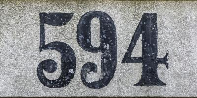 Choosing an Address Marker for Your Home, Webster, New York
