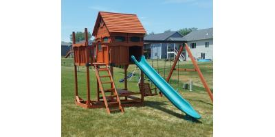 3 Things You Should Look for in a Play Set, Urbandale, Iowa