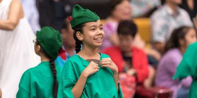 How the Arts Benefit Elementary-Age Students, Honolulu, Hawaii