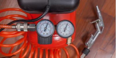 5 Signals You Need Air Compressor Repair, Maryland Heights, Missouri