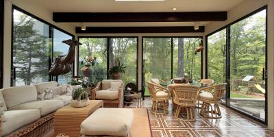 What's the Difference Between Sunrooms & Screen Rooms?, Chesterfield, Missouri