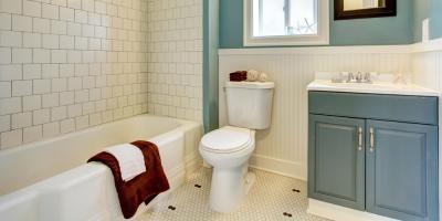 3 Materials That Are Perfect for Bathroom Flooring, Columbia, Missouri