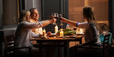 How Dinner Can Bring Families Together, Anchorage, Alaska