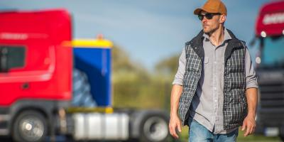 3 Tips for Truckers to Stay Safe During a Pandemic, Sharon, Ohio