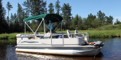Why Pontoon Boats Are Ideal for Family Boating, Pickensville, Alabama