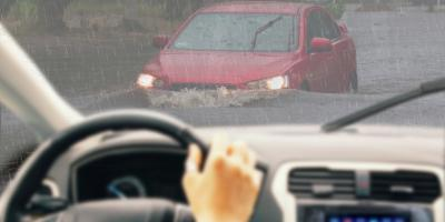 4 Safety Tips for Driving in Heavy Rainstorms, Dothan, Alabama
