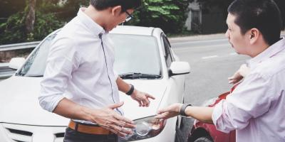 How to Handle a Car Accident With an Uninsured Motorist , Anchorage, Alaska