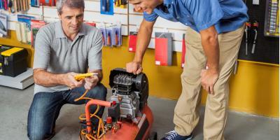Why Buy a Home Air Compressor?, Fairbanks, Alaska