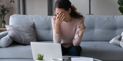 3 Tips for Avoiding Eye Strain, Anchorage, Alaska