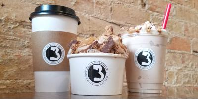 3 Cincinnati Bengals-Inspired Creations at Buzzed Bull Creamery, Cincinnati, Ohio