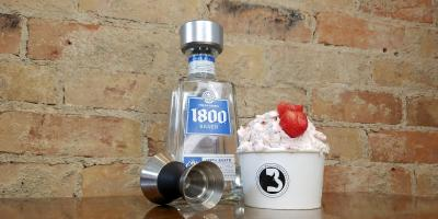 Get a Pick-Me-Up From January Blues With Alcoholic Ice Cream, Cincinnati, Ohio