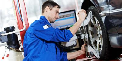 3 Benefits of Having Your Tires Aligned, Elk Grove, California