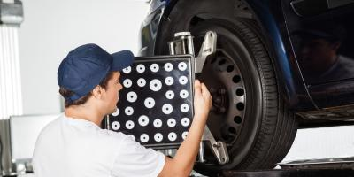4 Warning Signs Your Vehicle May Need Alignment Service, Onalaska, Wisconsin