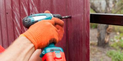 3 Steps You Can Expect During Fence Installation, Spencerport, New York