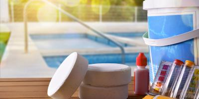 3 Chemicals Used To Treat Swimming Pool Water Cincinnati Ohio All American Pools