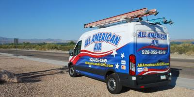 An HVAC Contractor on the Benefits of a Wi-Fi Thermostat, Lake Havasu City, Arizona