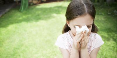 5 Signs of Allergies in Children, Macon-Bibb, Georgia