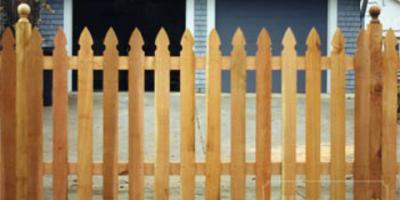 Increase The Value of Your Home With Custom Fence Design by Allied Fence, St. Francis, Minnesota